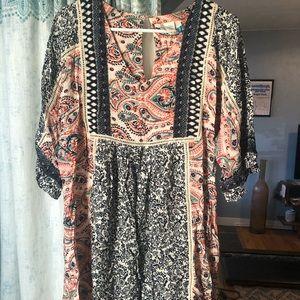 Sundance boho dress